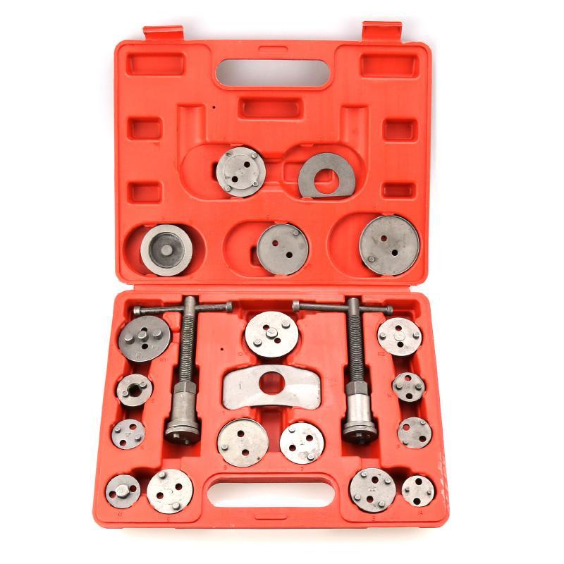 Kit de herramientas de reparación de automóviles, pinza de freno de disco...