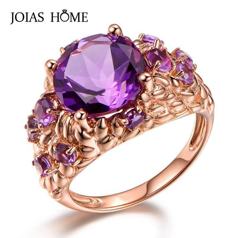 joiashome-роскошное-серебряное-кольцо-925-пробы-розовое-золото-инкрустированный-натуральным-аметистом-Свадебный-Банкетный-подарок-оптовая-пр