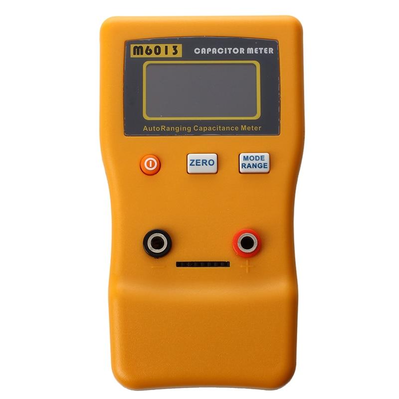 Novo-metro metro digitale tester capacita misuratore 5 cifre