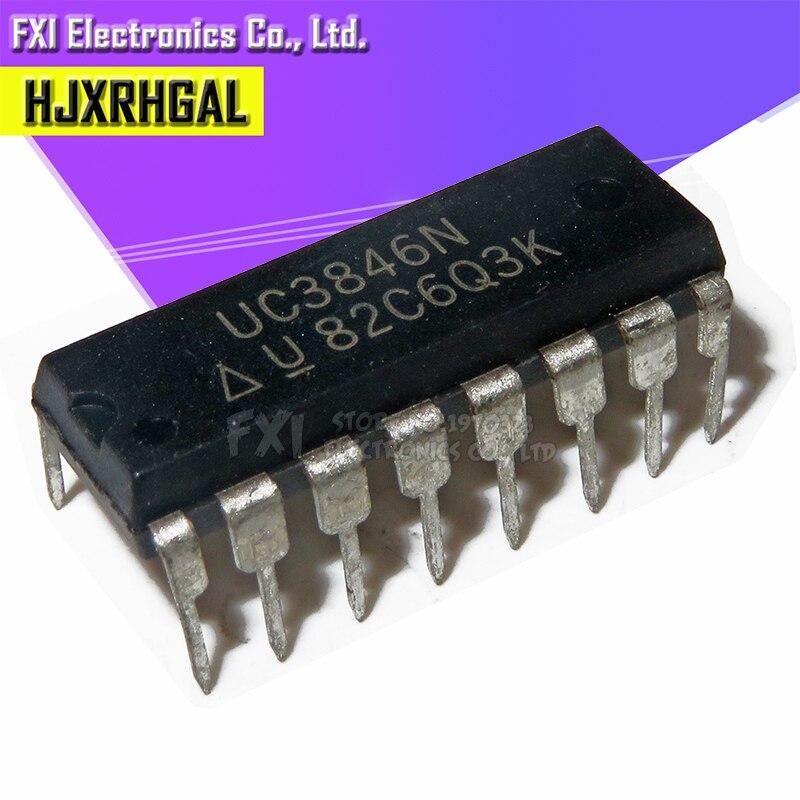 5 шт. UC3846N UC3846 DIP16 DIP новый оригинальный