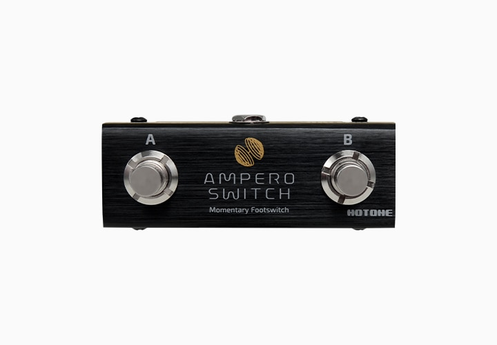 Hotone Ampero Switch Guitar Effects Pedal FS-1