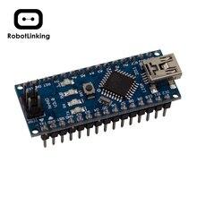 Mini USB Nano V3.0 ATMEGA328P Module CH340G 5V 16M carte Micro-contrôleur pour Arduino nano