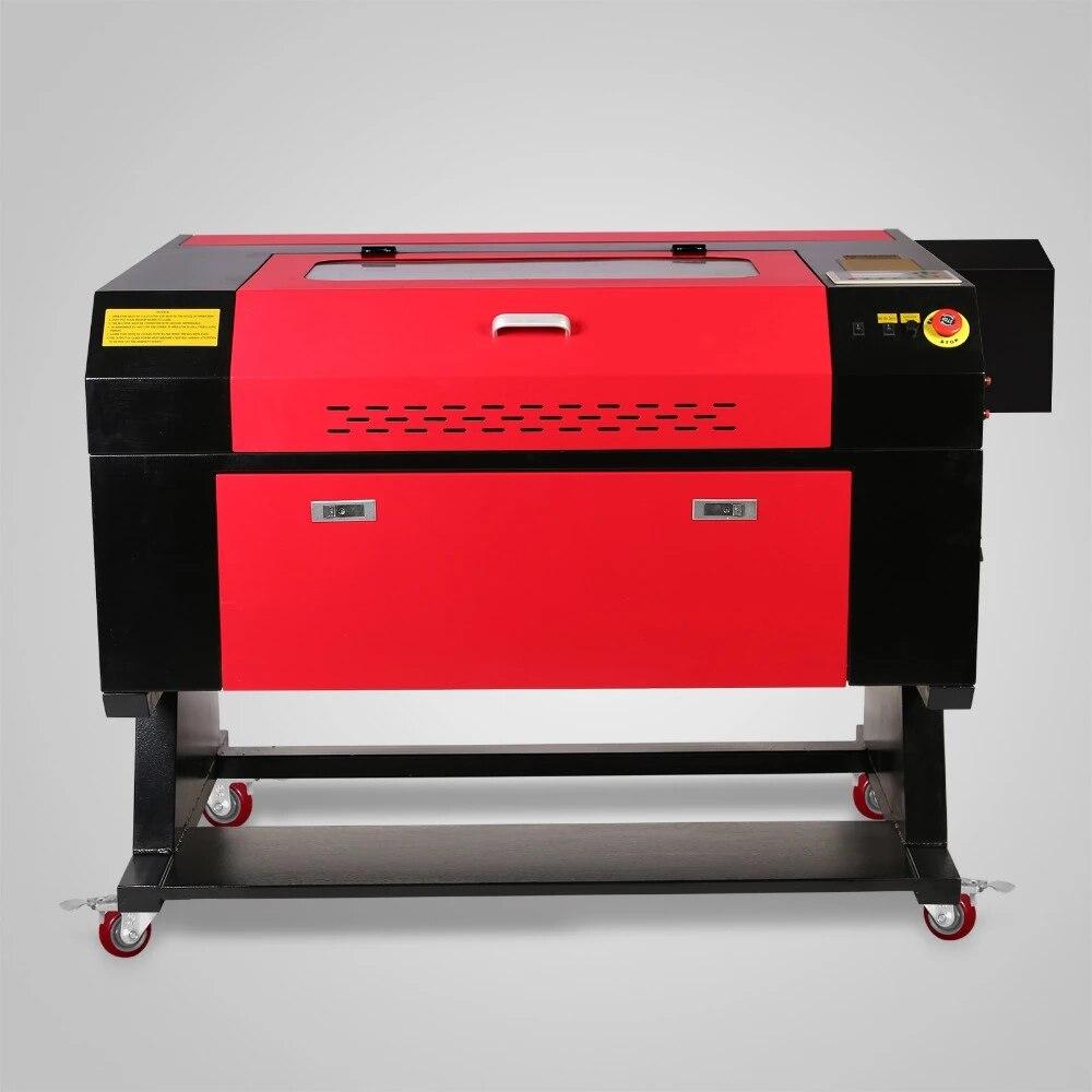 80 واط CO2 الليزر حفارة النقش آلة قطع رويدا 700*500 مللي متر للخشب الخشب الرقائقي الاكريليك