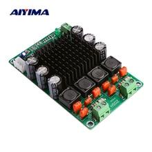 AIYIMA TK2050 amplificador de potencia tarjeta de Audio 2X50W doble canal estéreo clase T amplificadores de sonido Digital HIFI Amp Super TA2020