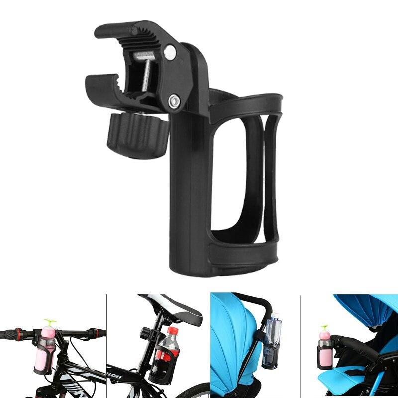 Portabotellas Universal para cochecito de bebé, portabotellas de agua para cafés