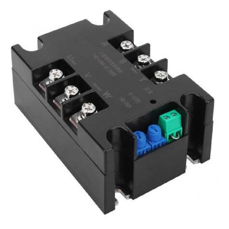 Motor de Acionador de Partida Ferramenta de Medição Venda Quente Trifásico Macio Alta Precisão Módulo Controlador Lento