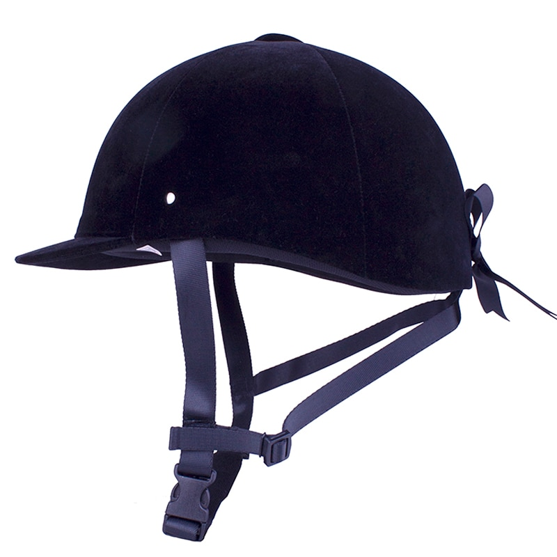 Horse Riding Helmet Classic Equestrian Men Women Horseback Riding Cap Hat Helmet Horse Rider Heads Body Protectors Equipments