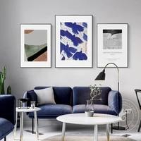 Affiches murales a motifs irreguliers  Art de mode  peinture sur toile  images murales pour salon  Art deco de maison