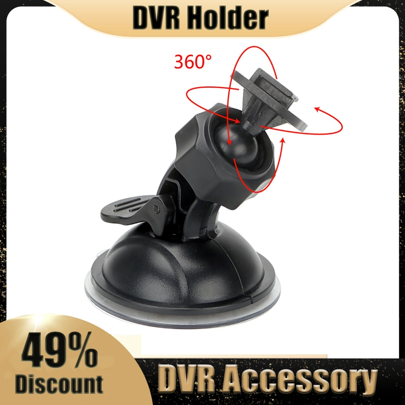 Car Accessory DVR Dash Cam Registrator Camcorder GPS Navigation Navigator Holder Camera Stand Mini Suction Cup Mount Tripod