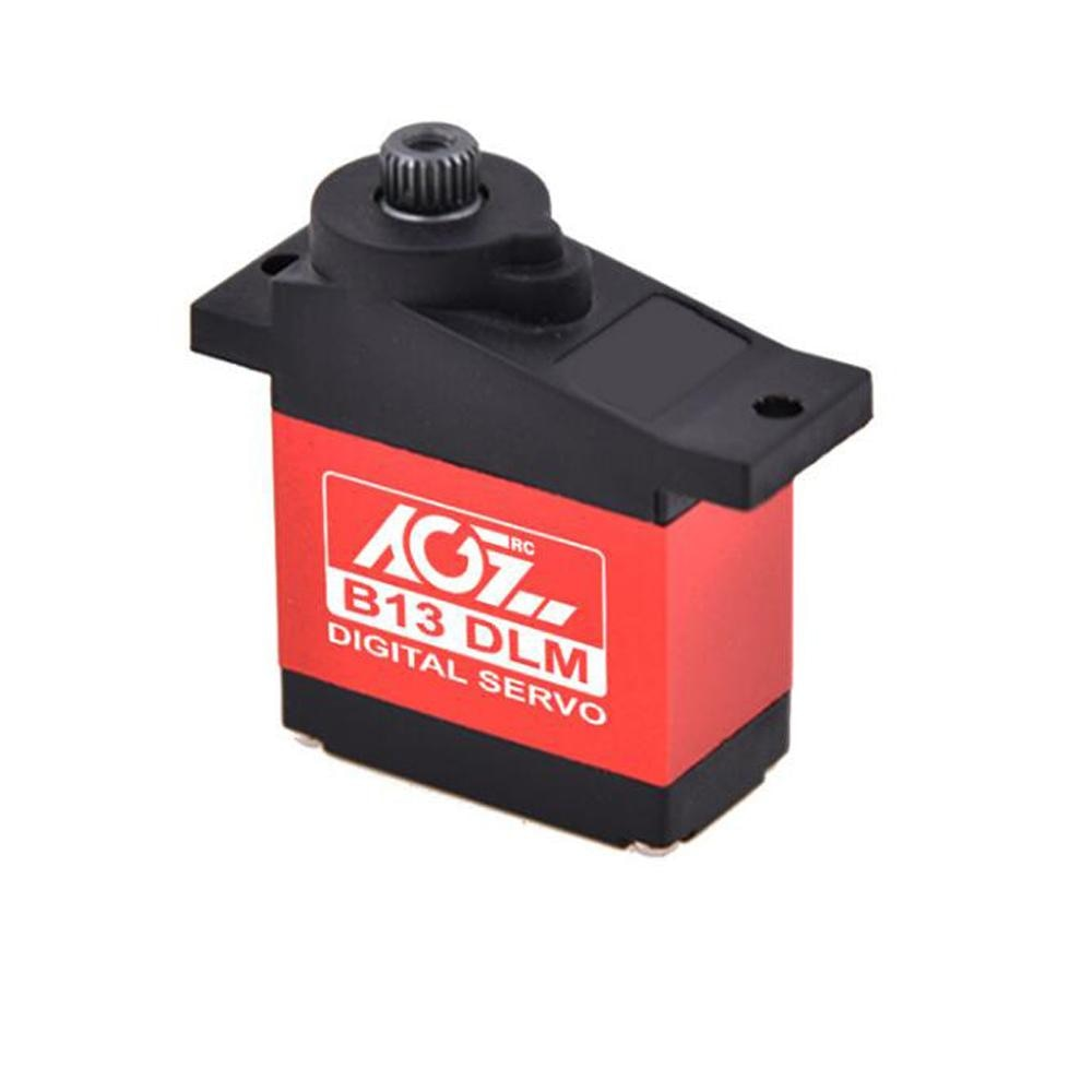 AGFRC B13DLM 3.8KG 9g Aluminum Case Digital Micro Servo For RC Modle