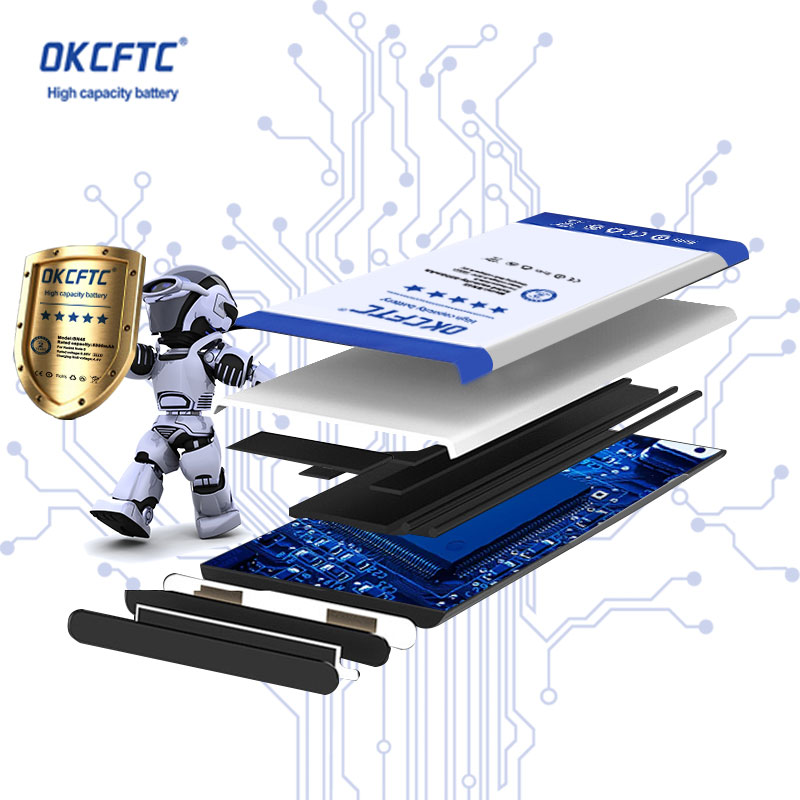 OKCFTC New 654793-2S Tablet PC 5000mAh battery For GPD P2 Max Handheld Gaming Laptop GamePad tablet PC 7.6V+home delivery enlarge