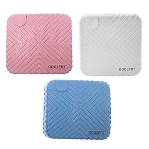GOOJPRT P6 Mini Printer, 58mm Portable Barcode SD 203Dpi Photo Pocket Bluetooth Mobile Thermal Printer