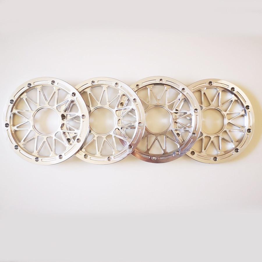 CNC machined Alloy AL 7075T Wheel Beadlock for 1/5   Baja5b ,5t ,ss ,losi 5t ,losi dbxl. rc car parts 4pcs/set