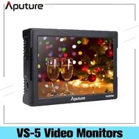 Aputure VS-5 HD-SDI 1920*1200 LCD Screen Video Camera Monitor for Sony Canon Nikon Panasonic Support Waveform False Color