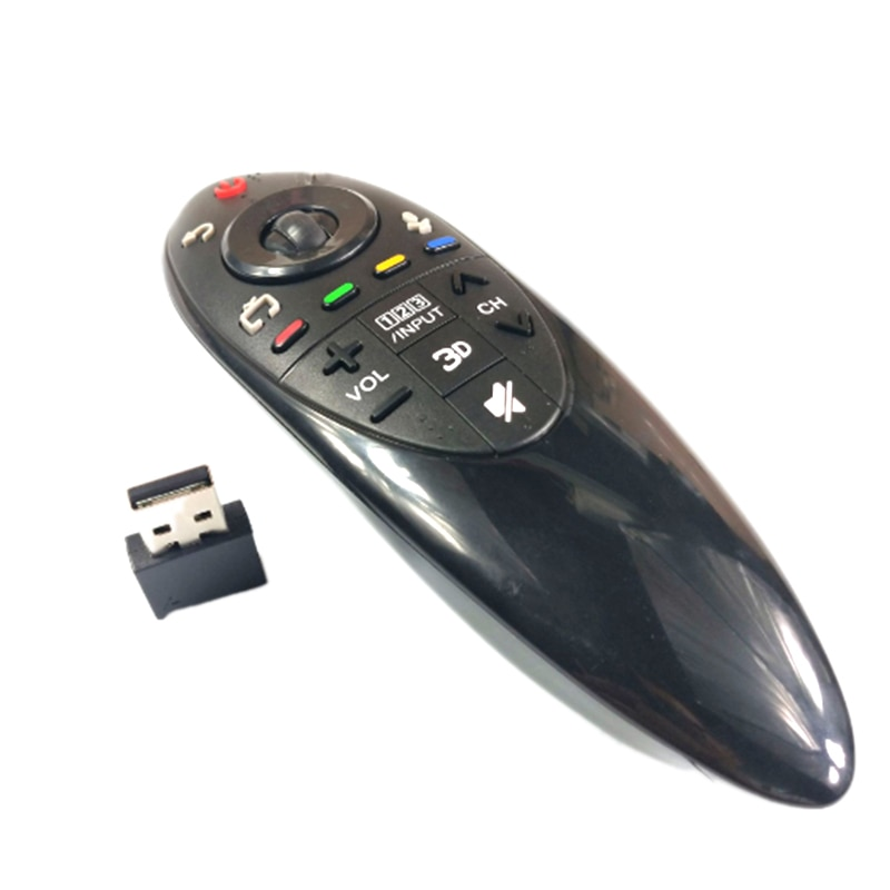 HOT-Suitable for LG LED Smart Remote Control, Suitable for AN-MR500 MR500G 55UB8200, with USB Mouse