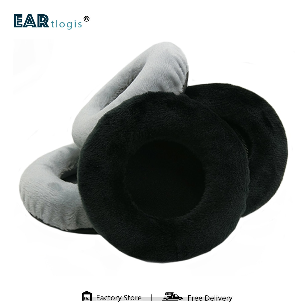 Replacement Ear Pads for Bluedio U UFO HD Bluetooth 5.0 Stere Headset Parts Leather Cushion Velvet Earmuff Earphone Sleeve Cover