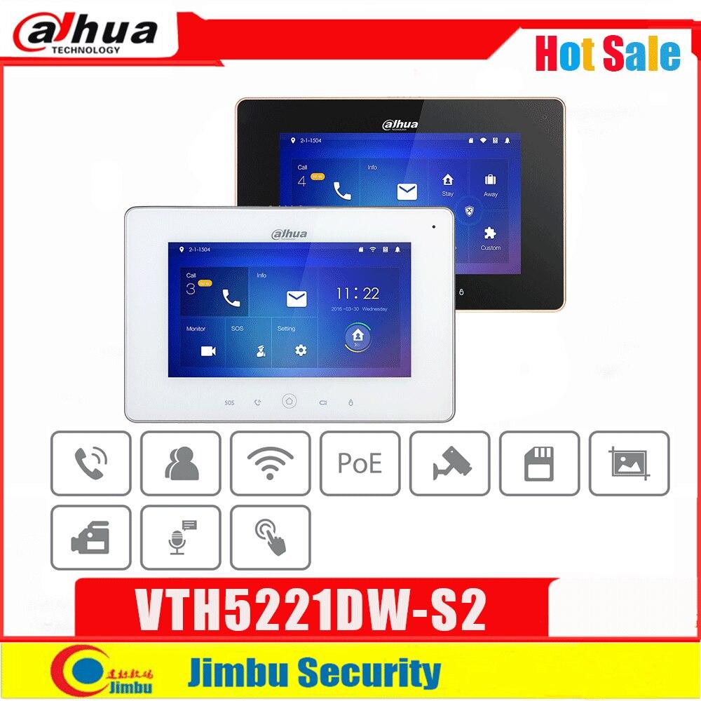 داهوا واي فاي شاشة داخلية VTH5221D/DW- S2 7
