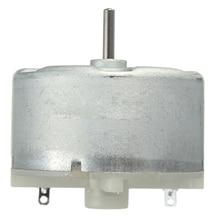 New Electric Mini VDC DVD Motor RF-500TB-12560 6V-4000RPM 32x16mm DC 3V-12V