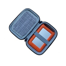 Fashion Portable Carrying Case for LaCie Rugged 2.5 inch Hard Drive Storage Bag Set Box