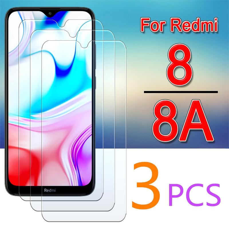Redmi 8 Защитное стекло для xiaomi readmi 8a 8 a защита экрана Redmi8 redmi8a a8 бронированное защитное закаленное стекло от 1 до 3 шт