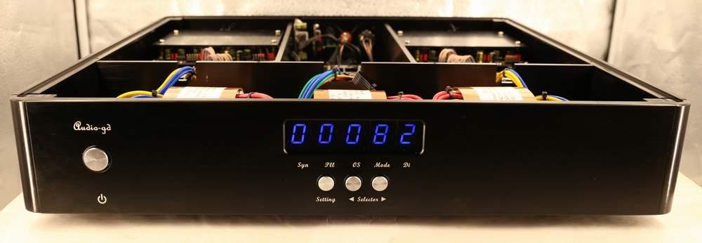R2R R-8 descodificador de escaleras de resistencias R2R R2R completamente equilibrado DSD512 DXD DAC PCM384K Amanero Combo 384 procesador USB FPGA