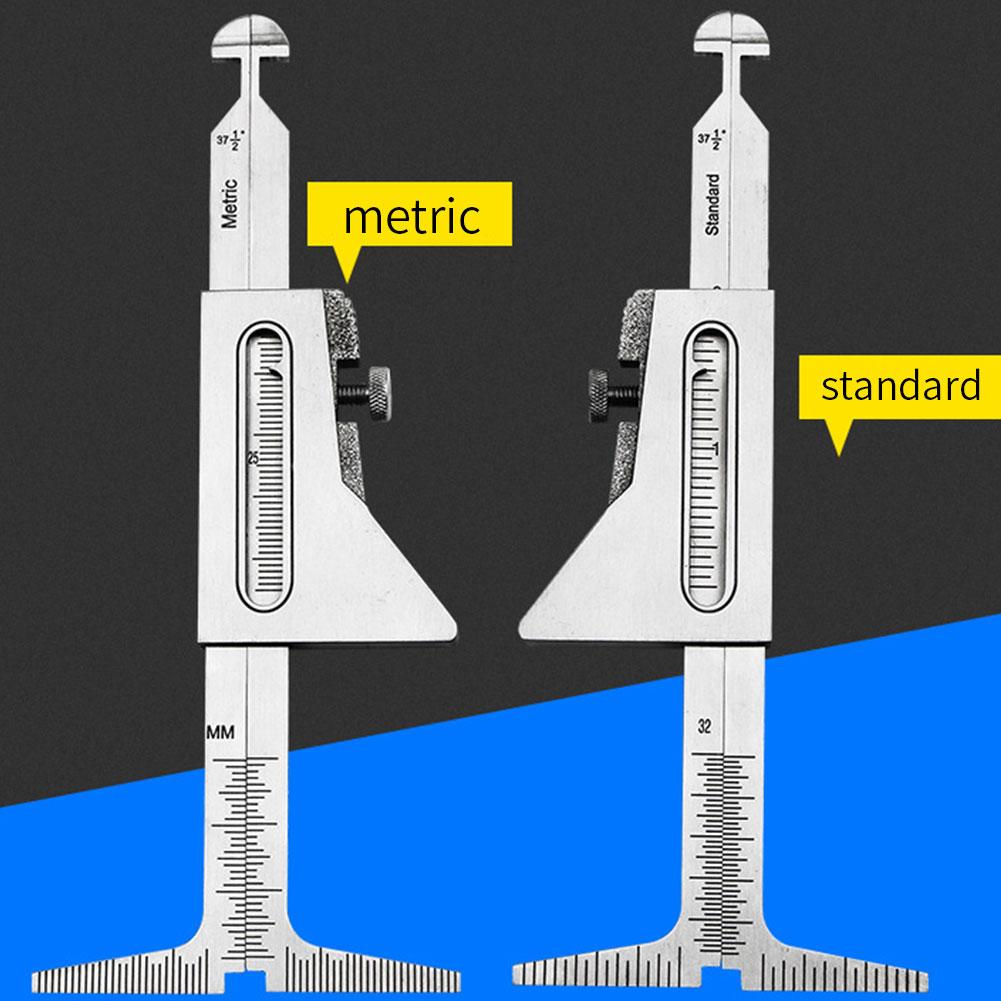 Venda quente calibre de solda inspeção solda gage solda costura grânulo/filé/coroa teste ulnar régua grau ângulo medida toolstest
