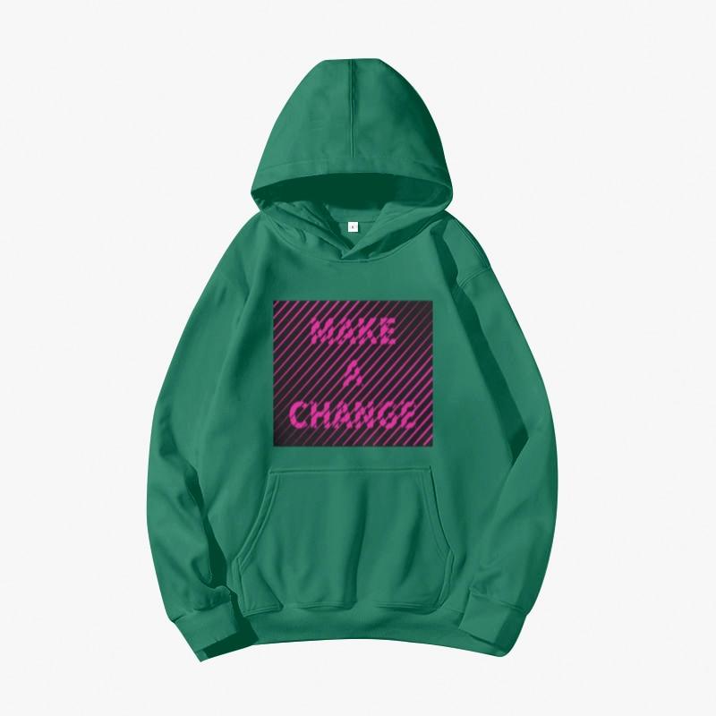 2021 Hot Sell Print Womens New Cute Printing Simple Long-Sleeve Sweatshirt Men Winter Pullovers Autumn Hoodie Loose Hoodies