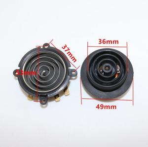 Электрический чайник Запчасти основание переходник переключатель регулирования температуры KSD-168-5
