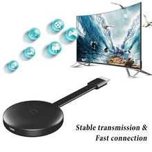 G12 TV Stick1080P HD TV For youtube 4K HD HDMI-compatible Media Player 2.4G WiFi Display Dongle Scre