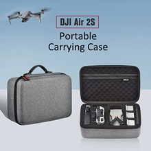 Protective Shoulder Bag Storage Bag Carrying Case For Dji Mavic Air 2s Drone Remote Controller Acces