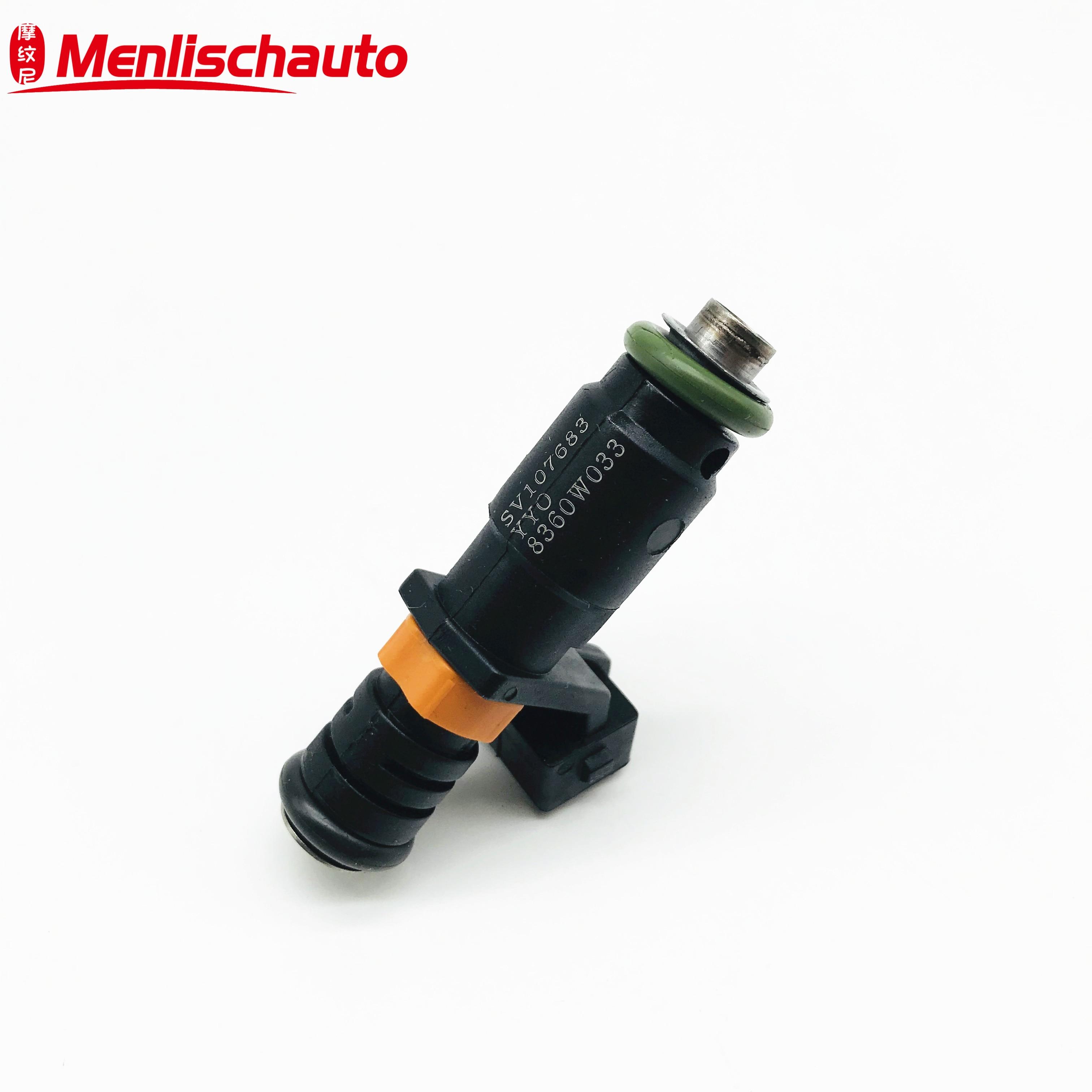 Boquilla de inyector de combustible de alta calidad OEM SV107683 para Chery QQ6/elegante 472 / A1 / 472