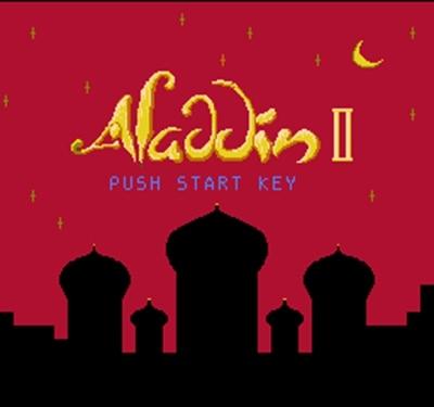 Aladdin II 60 Pins 8Bit Game Cartridge for 8 Bit Game Console ePacket Free Shipping!