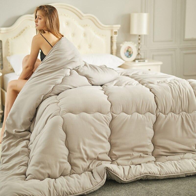 لحاف حريري فاخر للأطفال ، غطاء سرير سميك مناسب للفصول الأربعة ، تصميم جديد
