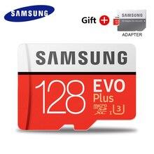 SAMSUNG Micro SD Card 128GB Memory card 256GB Micro SD 64GB TF Card 512GB Class 10 SDXC UHS-3 EVO Plus Microsd 100% Original