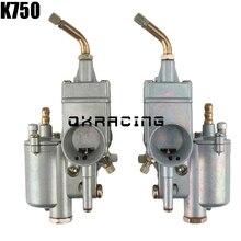 Ural K750 Motorcycle Carburetor PZ28 Carburador For BMW R50 R60/2 R69S R12 K750 R1 R71 M72
