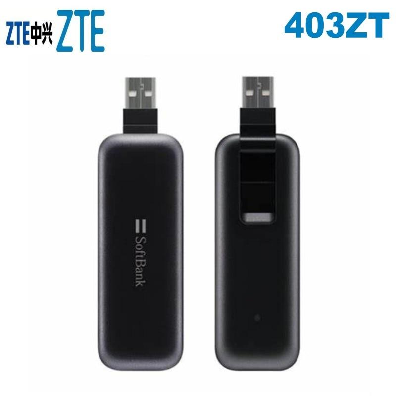 ZTE Softbank 403ZT USB Dongle 4G LTE Cat6 300Mbps USB Modem 4G banda ancha móvil 4G USB MODEM PK huawei e3276s-920