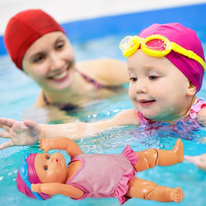 Коллекционная модель из ПВХ, игрушки для кукол, водные игры, домашние украшения для детских игрушек, необходимые детские водные развлекательные принадлежности