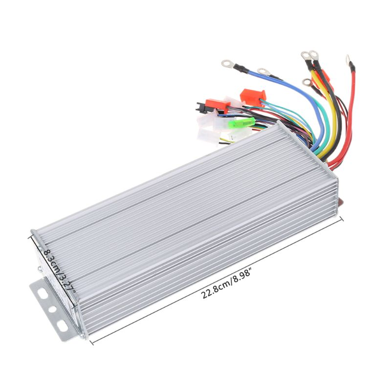 48-72V 1500W 4 en 1 e-bibicyle Scooter controlador de Modos duales inteligente sin escobillas B85C