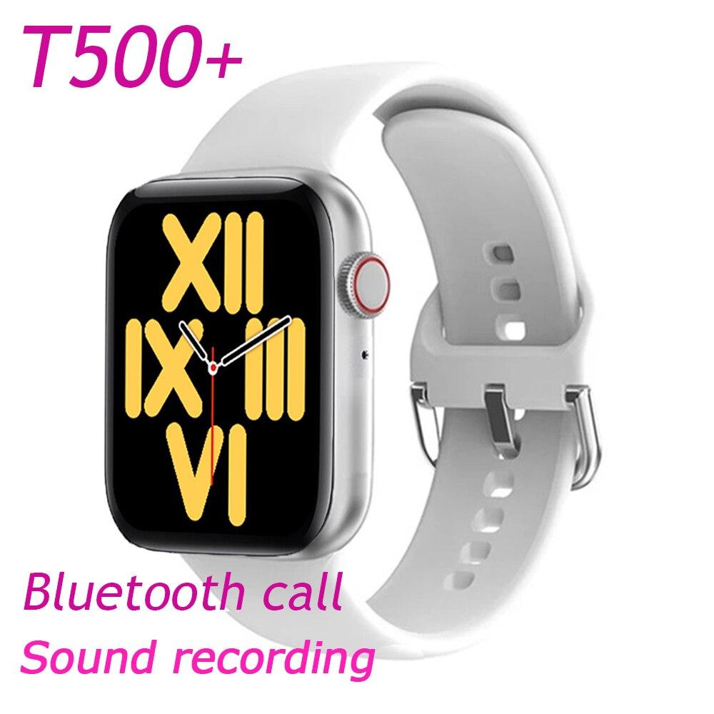 T500 plus iwo 12 pro fazer chamada série 5 relógio inteligente sono fitness rastreador smartwatch masculino feminino iwo para android telefone