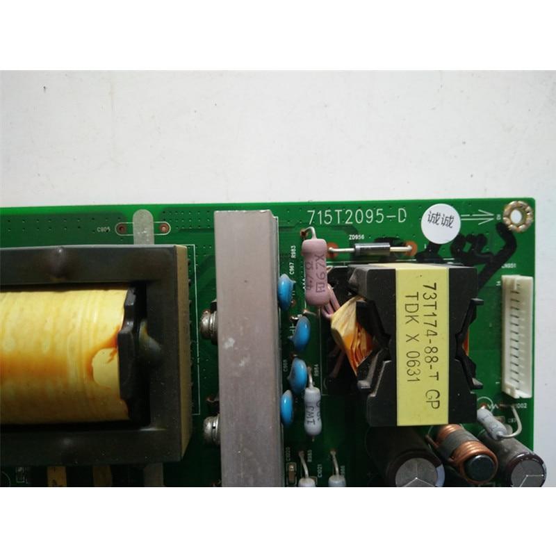 Sony 715T2095-D Power Supply Board enlarge
