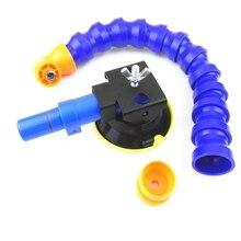 Ventosa de reparación de abolladuras para coche, juego de ventosa de mano con soporte, extractor de aire de 3 pulgadas, 1 Juego