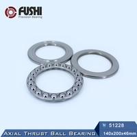 51228 Thrust Bearing 140*200*46 mm 1PC ABEC-1 Axial 51228 Ball Bearings 8228