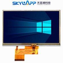 Écran LCD complet de remplacement, 5 pouces, pour GARMIN Nuvi 1440 1440T, Original