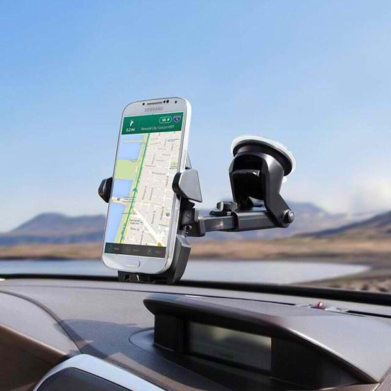Автомобильный держатель для планшета M3 с длинным вырезом и одним касанием, автомобильный держатель для телефона, автомобильный держатель ...
