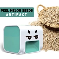 electric melon seed machine household automatic adult children assist shelling peeling machine kitchen accessories lazy artifact