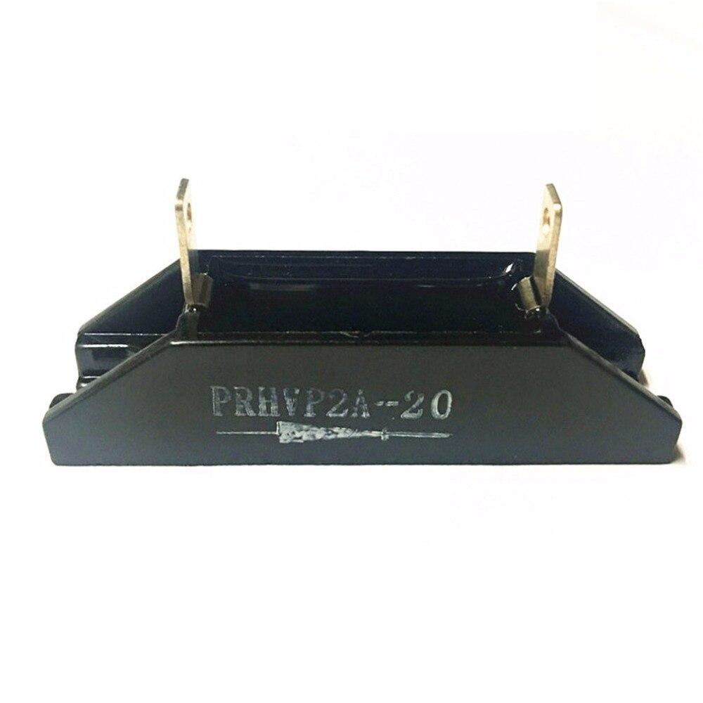 Prhvp2A-20 o retificador de alta tensão do diodo de alta tensão do reator pr Hvp-20 do silicone 2a20kv pode ser tiro no joelho