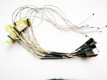 Nouveau flex câble vidéo pour dell 5558 3558 5555 15-5000 15UR N5558 N5559 LCD LED LVDS CÂBLE CN-0MC2TT DC020024C00 0MC2TT MC2TT