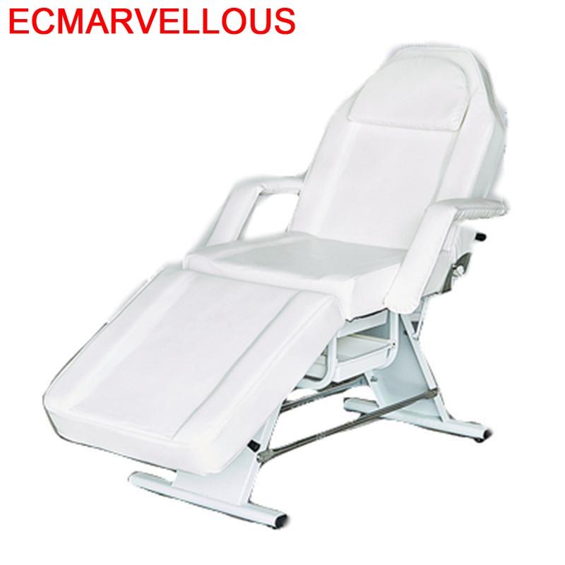Mueble De salón De belleza Dental, silla Plegable De pedicura, cama De...