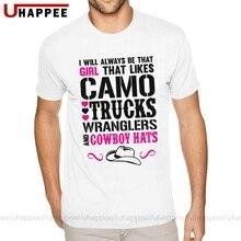 Camo Meisje-Land Closet Tees Shirt Jeugd Guy Vintage Print T-shirts Mannen Korte Mouwen Goedkope Branded Kleding