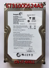 "Seagate BarraCuda ST31000524AS 1TB 7200 RPM 32MB Cache SATA 6.0Gb/s 3.5"" Internal Hard Drive"